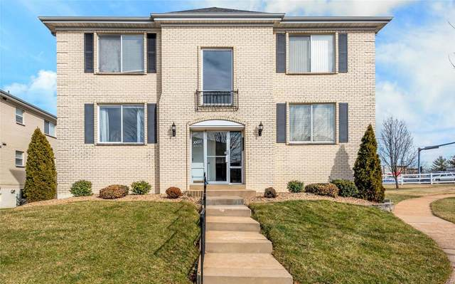 10011 Chardin Way #1, St Louis, MO 63128 (#21003603) :: Clarity Street Realty