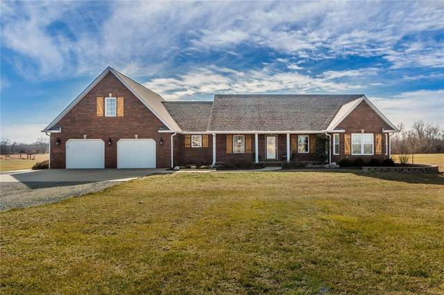 15043 Sulphur Springs Street, CREAL SPRINGS, IL 62922 (#21003607) :: Kelly Hager Group | TdD Premier Real Estate