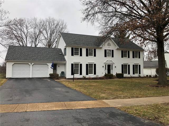 1949 Chamfers Farm Road, Chesterfield, MO 63005 (#21003609) :: PalmerHouse Properties LLC
