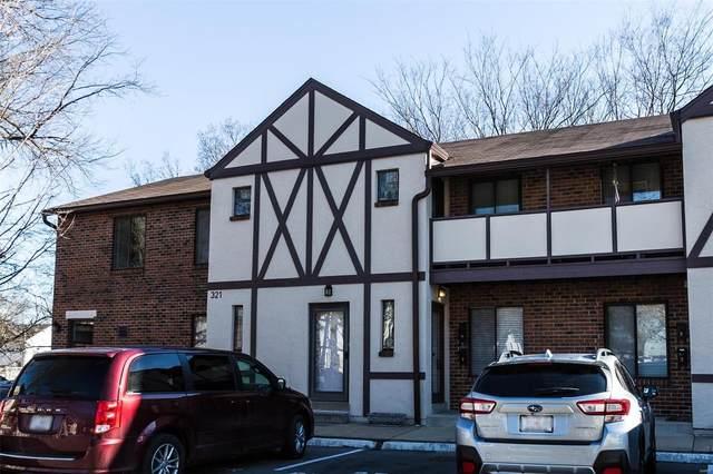 321 Barrington Square Estates C, Kirkwood, MO 63122 (#21003632) :: RE/MAX Vision