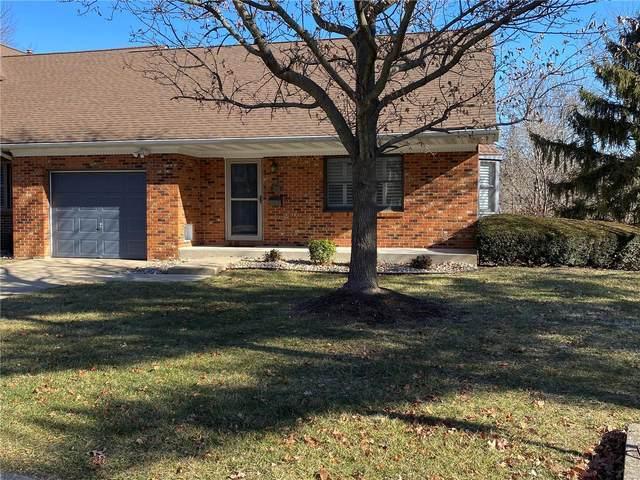 200 Windridge O, Collinsville, IL 62234 (#21003649) :: Matt Smith Real Estate Group