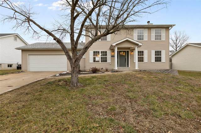 1607 W Bishop Drive, Troy, MO 63379 (#21003666) :: Parson Realty Group