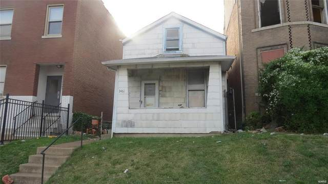 3461 S Grand, St Louis, MO 63118 (#21003668) :: Walker Real Estate Team