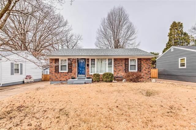 125 Clark Street, Florissant, MO 63031 (#21003681) :: The Becky O'Neill Power Home Selling Team