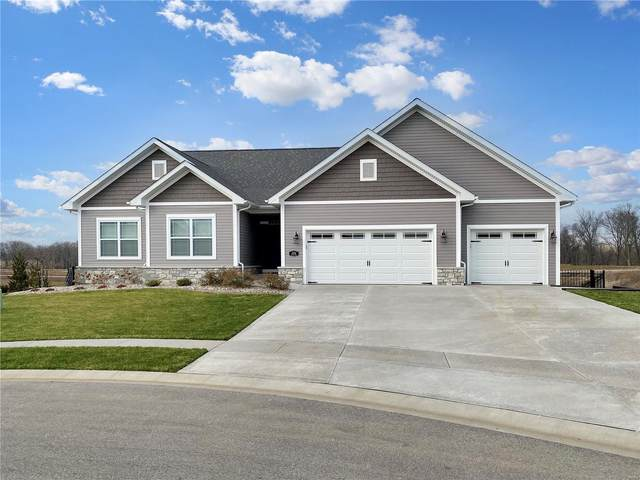 1232 Belclare Court, O'Fallon, IL 62269 (#21003689) :: The Becky O'Neill Power Home Selling Team