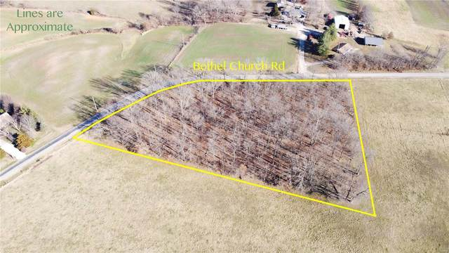 0 000 Bethel Church Road, PINCKNEYVILLE, IL 62274 (#21003691) :: Parson Realty Group