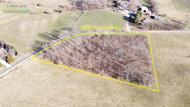 0 000 Bethel Church Road, PINCKNEYVILLE, IL 62274 (#21003691) :: Jeremy Schneider Real Estate