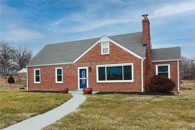 11449 Ann Mar, Bridgeton, MO 63044 (#21003695) :: The Becky O'Neill Power Home Selling Team