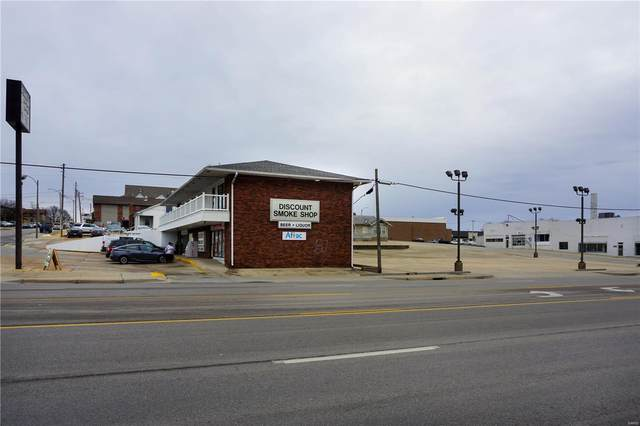 702 N Bishop Ave & 602 & 604 W. 7th Street, Rolla, MO 65401 (#21003700) :: Kelly Hager Group | TdD Premier Real Estate