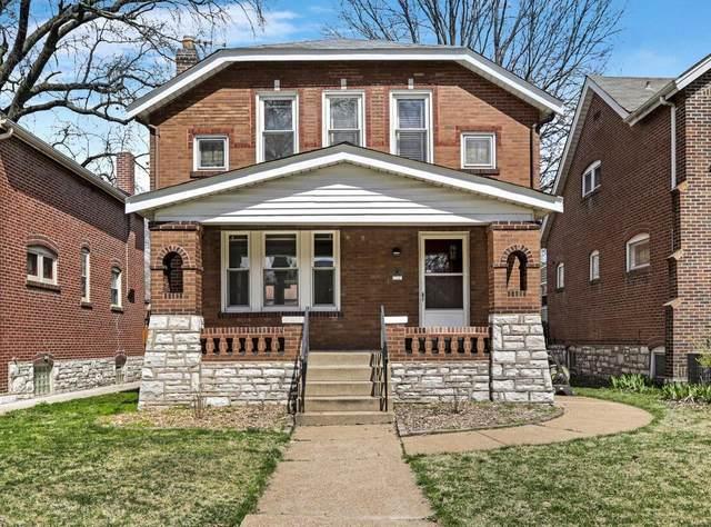 4073 Toenges Avenue, St Louis, MO 63116 (#21003709) :: RE/MAX Vision