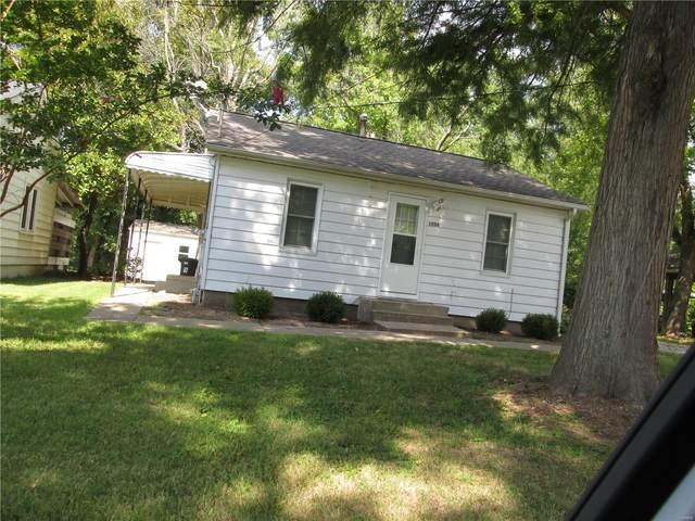 1208 W North Street #1208, CARBONDALE, IL 62902 (#21003717) :: Realty Executives, Fort Leonard Wood LLC