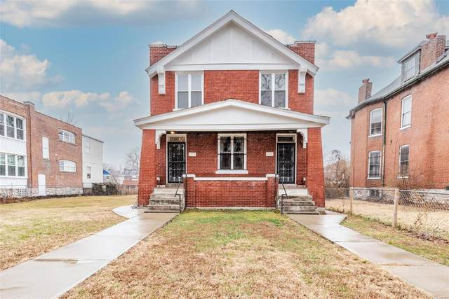 5938 Cates Avenue, St Louis, MO 63112 (#21003732) :: Kelly Hager Group | TdD Premier Real Estate