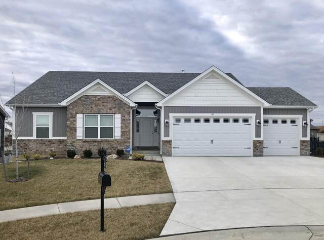 157 Pomodora Circle, Wentzville, MO 63385 (#21003733) :: PalmerHouse Properties LLC