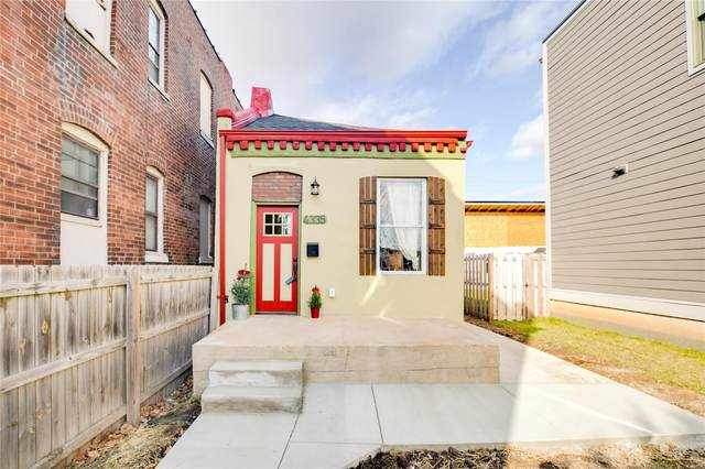 4335 Swan Avenue, St Louis, MO 63110 (#21003739) :: The Becky O'Neill Power Home Selling Team