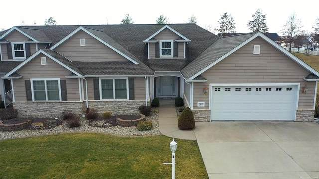 1811 Sycamore Hill Drive #18, Godfrey, IL 62035 (#21003761) :: Tarrant & Harman Real Estate and Auction Co.