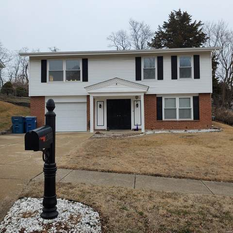 12011 Wesford Dr, Maryland Heights, MO 63043 (#21003763) :: Parson Realty Group