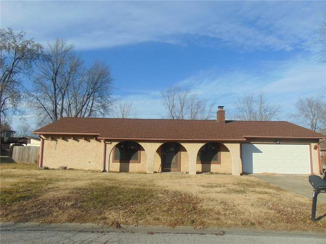 305 David Drive, Fairview Heights, IL 62208 (#21003764) :: Realty Executives, Fort Leonard Wood LLC