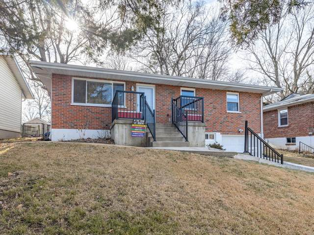 322 Lithia Avenue, St Louis, MO 63119 (#21003768) :: Clarity Street Realty