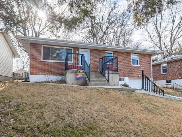 322 Lithia Avenue, St Louis, MO 63119 (#21003768) :: Realty Executives, Fort Leonard Wood LLC