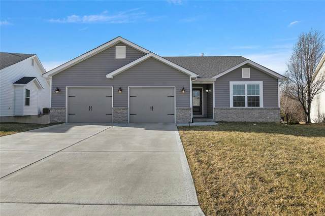 519 Indian Lake Drive, Wright City, MO 63390 (#21003770) :: Jeremy Schneider Real Estate