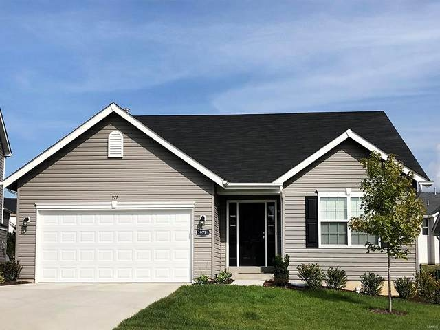 5240 Shawnee View Court, Eureka, MO 63025 (#21003790) :: Clarity Street Realty