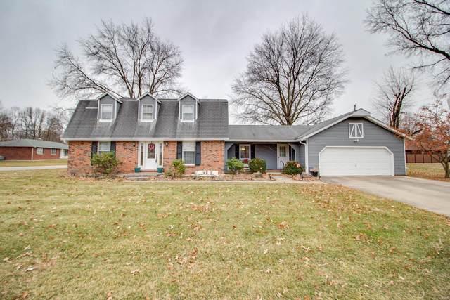 1110 Edgewood Avenue, Jerseyville, IL 62052 (MLS #21003800) :: Century 21 Prestige