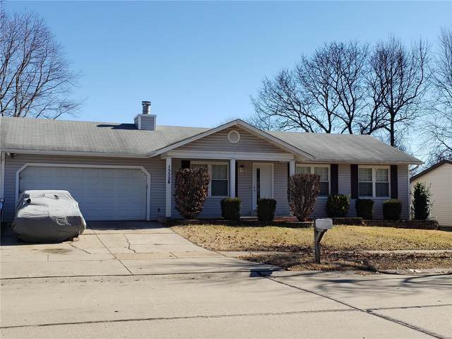 15528 95th Avenue, Florissant, MO 63034 (#21003813) :: Clarity Street Realty
