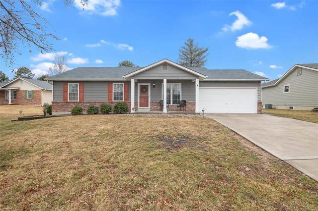 3928 Harvest Meadow Drive, Saint Peters, MO 63376 (#21003839) :: RE/MAX Vision