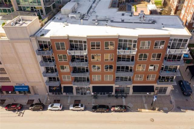 9 N Euclid Avenue #614, St Louis, MO 63108 (#21003846) :: Peter Lu Team