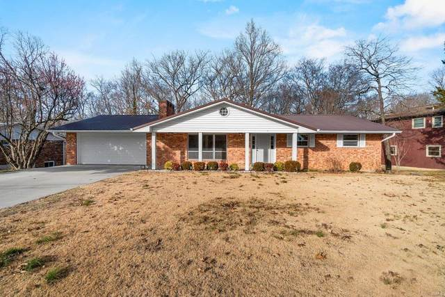 1742 Lakeshore Drive, Cape Girardeau, MO 63701 (#21003856) :: Parson Realty Group
