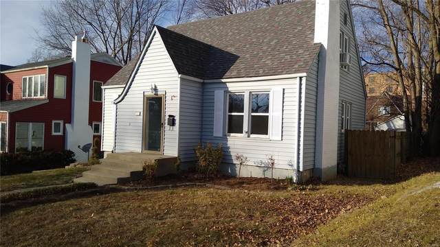 1614 Bessie Street, Cape Girardeau, MO 63701 (#21003865) :: Parson Realty Group