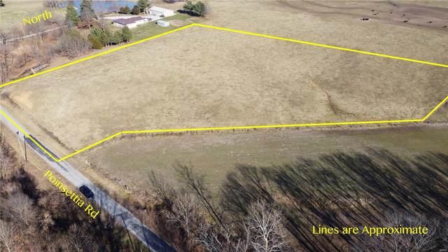 0 000 Poinsettia Road, PINCKNEYVILLE, IL 62274 (#21003872) :: Jeremy Schneider Real Estate