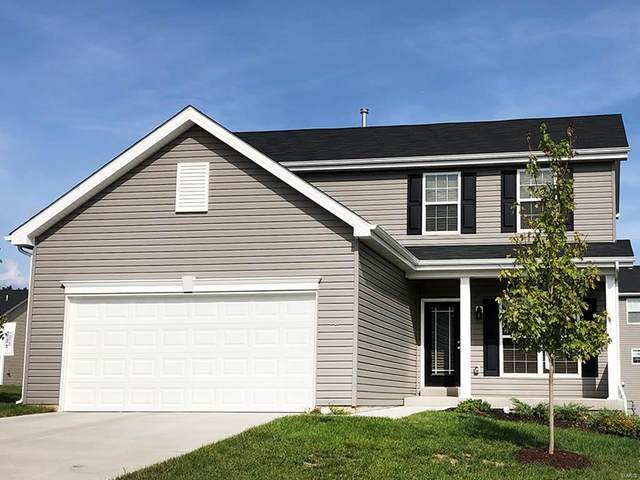 469 Dusty Brook Drive, O'Fallon, MO 63366 (#21003881) :: Parson Realty Group