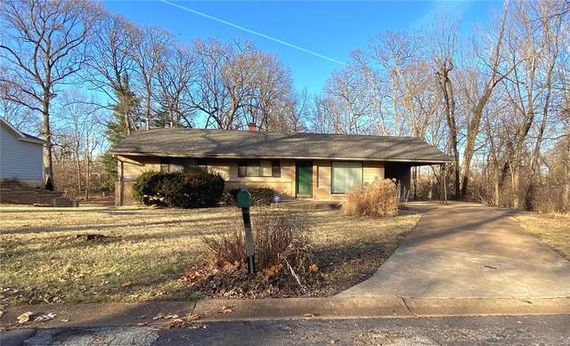 35 Branford Drive, St Louis, MO 63132 (#21003920) :: Clarity Street Realty