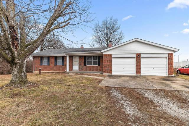 940 Old Bryan Road, O'Fallon, MO 63366 (#21003926) :: Jeremy Schneider Real Estate