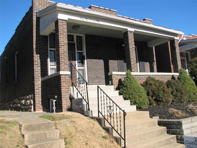 4473 Wallace, St Louis, MO 63116 (#21003930) :: Walker Real Estate Team