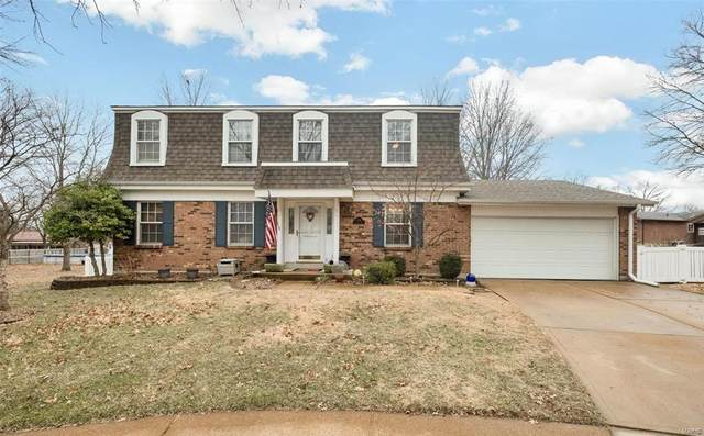 5139 Firelight Court, St Louis, MO 63129 (#21003937) :: RE/MAX Vision