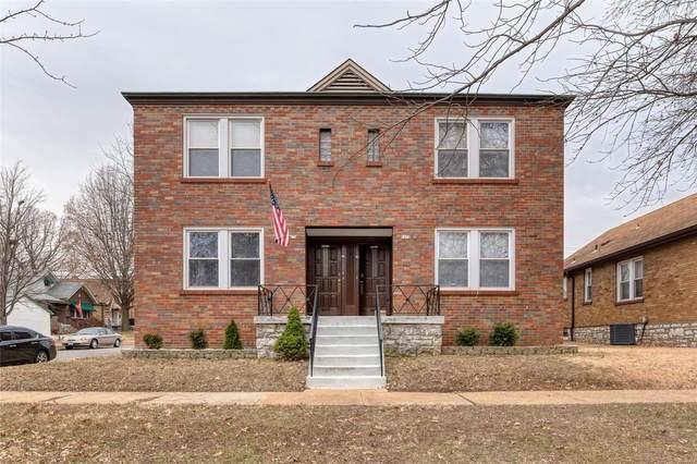 5470 Loughborough Avenue, St Louis, MO 63109 (#21003946) :: Matt Smith Real Estate Group
