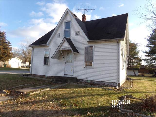 410 W 1st Street, BECKEMEYER, IL 62219 (#21003949) :: St. Louis Finest Homes Realty Group