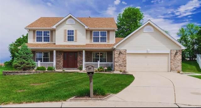 524 Old Dominion Street, O'Fallon, MO 63368 (#21003956) :: Jeremy Schneider Real Estate