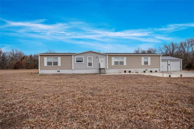 138 Glazier Trail Road, Wellsville, MO 63384 (#21003985) :: Kelly Hager Group | TdD Premier Real Estate