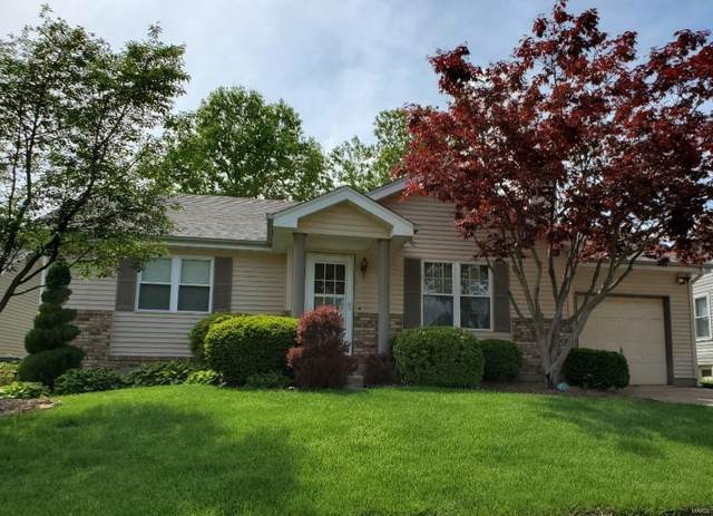 2134 Hungerford Drive, Florissant, MO 63031 (#21003989) :: The Becky O'Neill Power Home Selling Team