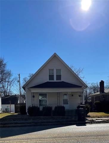 1332 Lebanon Avenue, Belleville, IL 62221 (#21003991) :: RE/MAX Vision