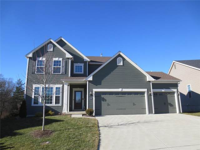 2768 Brook Hill Lane, Saint Charles, MO 63303 (#21004006) :: Clarity Street Realty