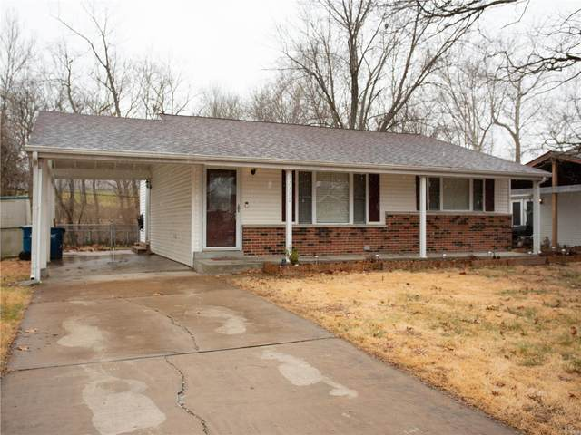 11110 Mars, Maryland Heights, MO 63043 (#21004007) :: The Becky O'Neill Power Home Selling Team