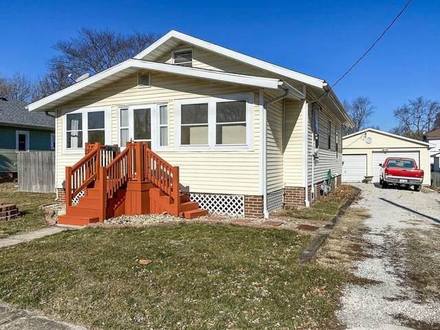 707 E Edwards Street, LITCHFIELD, IL 62056 (#21004015) :: Hartmann Realtors Inc.
