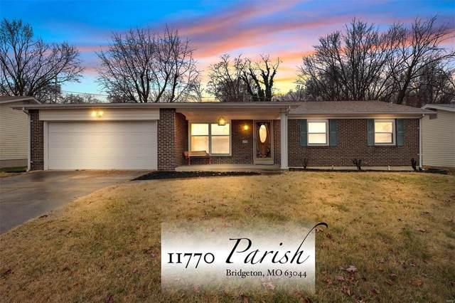 11770 Parish, Bridgeton, MO 63044 (#21004019) :: St. Louis Finest Homes Realty Group