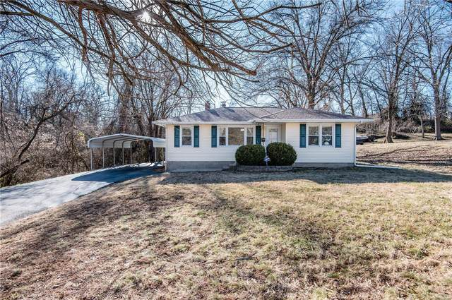 516 Spring Street, Collinsville, IL 62234 (#21004023) :: Kelly Hager Group | TdD Premier Real Estate