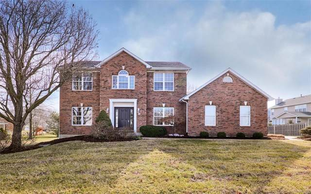 5207 Shetland Drive, Weldon Spring, MO 63304 (#21004026) :: Clarity Street Realty