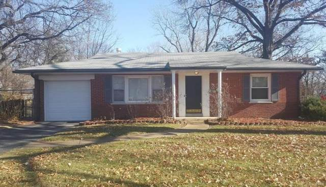 806 Uplynn, St Louis, MO 63135 (#21004032) :: Clarity Street Realty